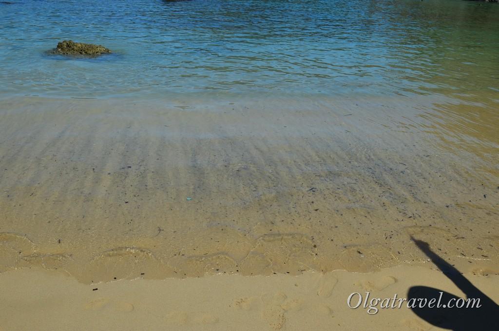 пляж Януй Пхукет