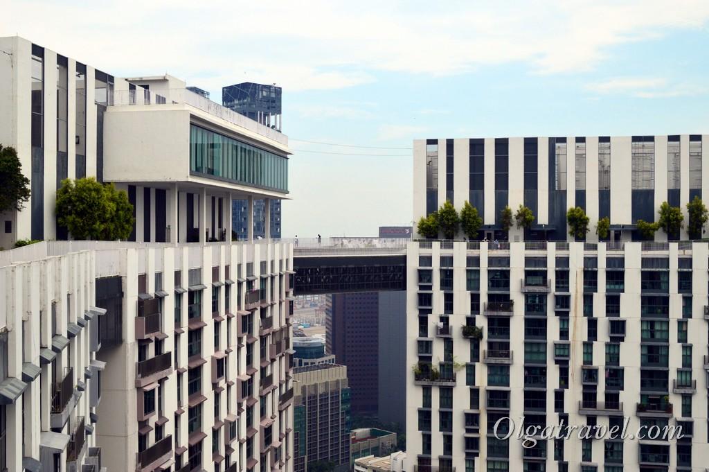 скай бридж сингапур