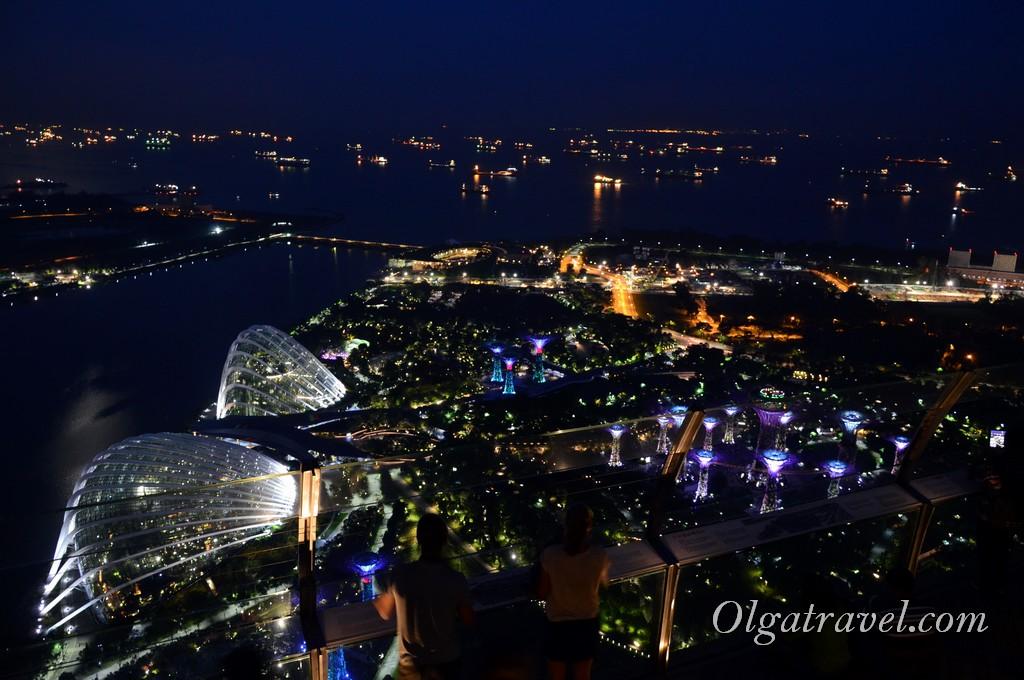 Марина Бэй Сандс Сингапур