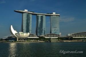 комплекс Marina Bay Sands