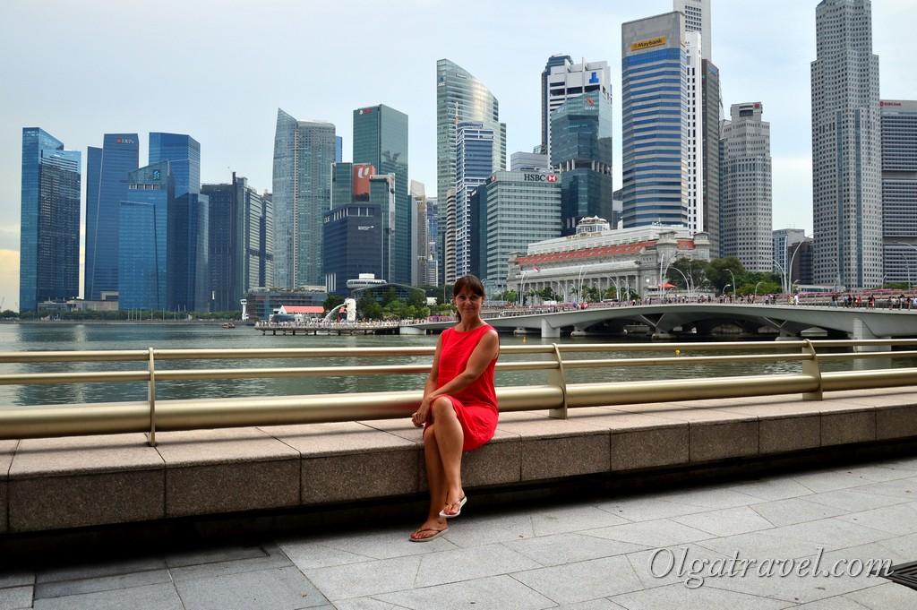 символ Сингапура Мерлион