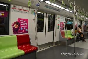 транспорт в сингапуре