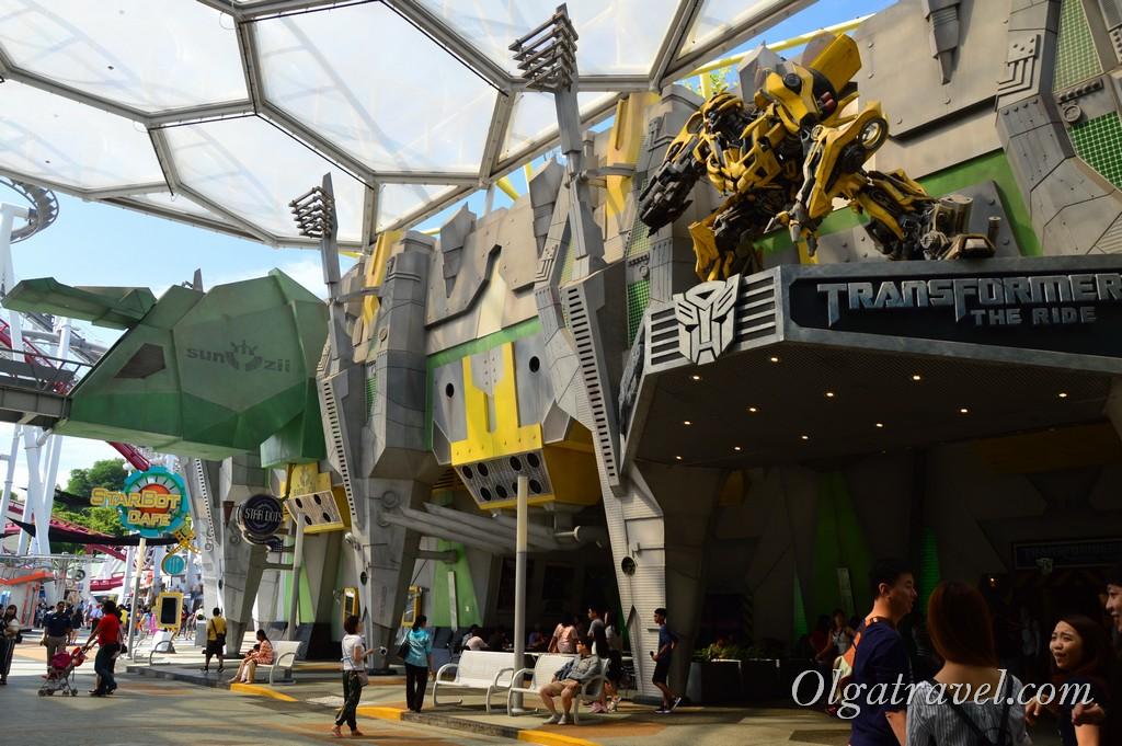 Трансформеры Юниверсал Сингапур