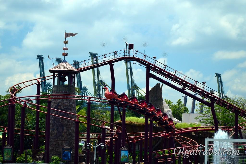 парк развлечений в сингапуре