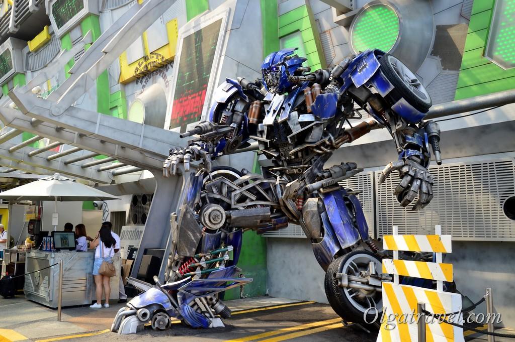 Трансформеры Сингапур