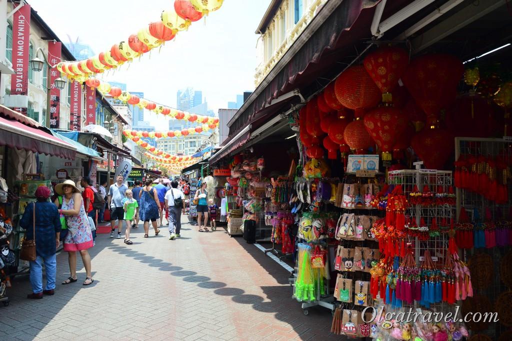 китайский квартал сингапур