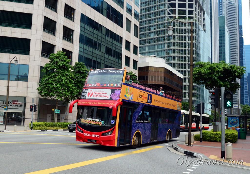 Сингапур экскурсии