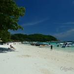 Пляж Паттайя бич на Ко Липе – самый популярный пляж острова. Много фото. Отели Ко Липе на пляже Паттайя бич