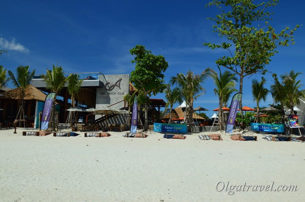 пляжный клуб ко липе