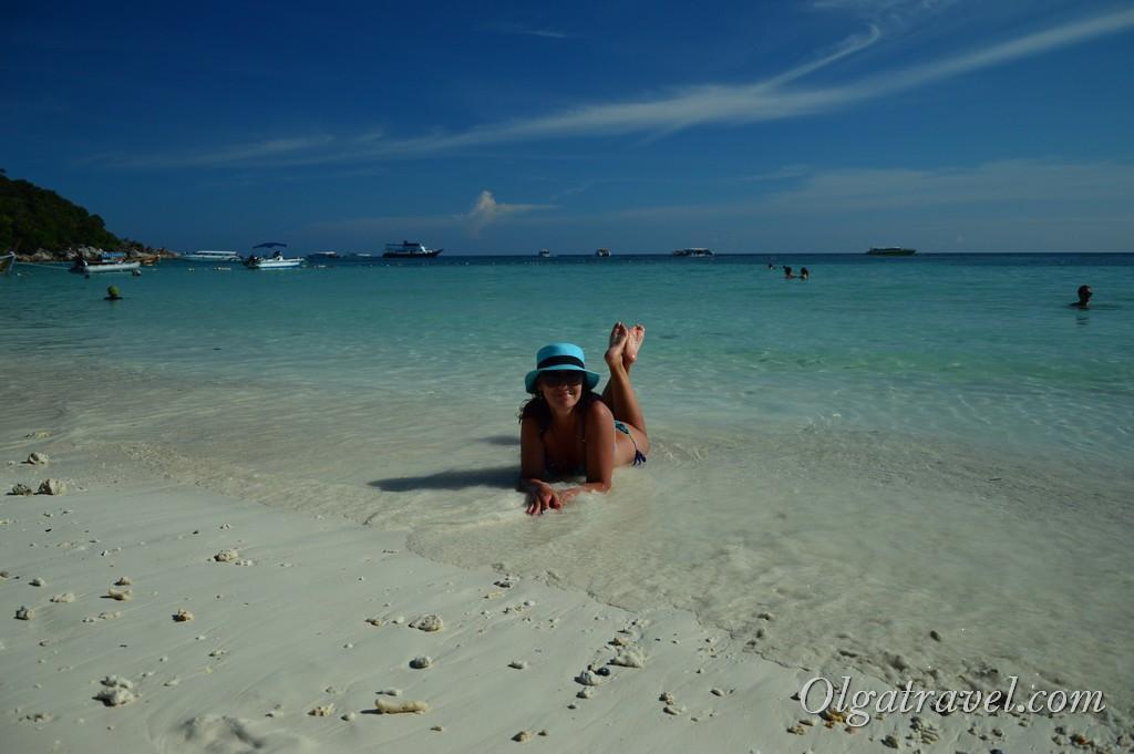 пляж Паттай бич ко липе
