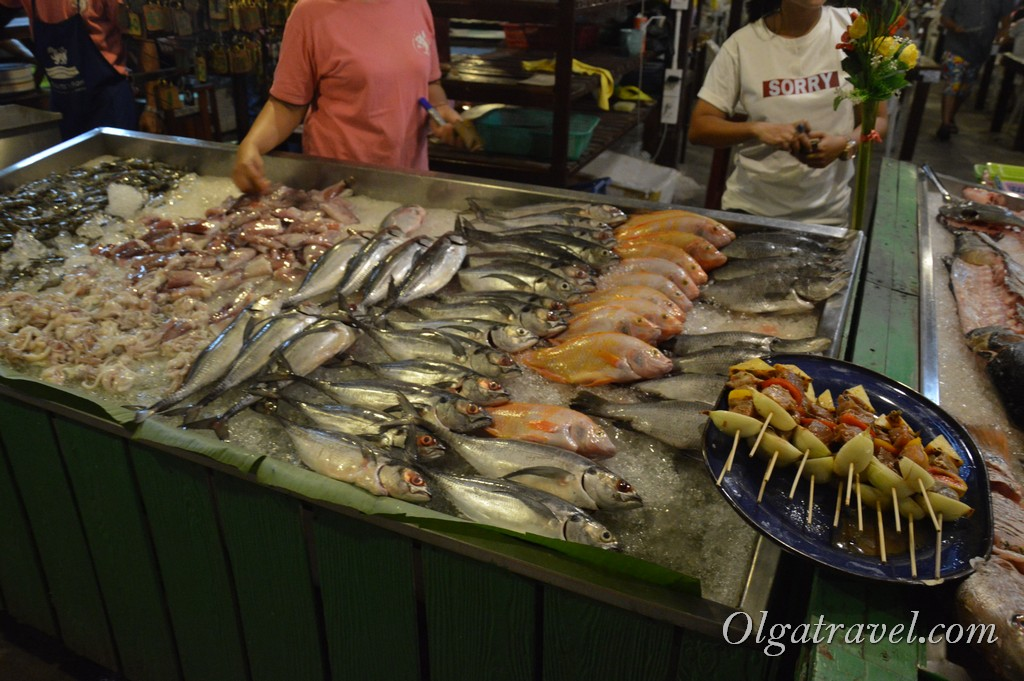 рыбный ресторан ко липе