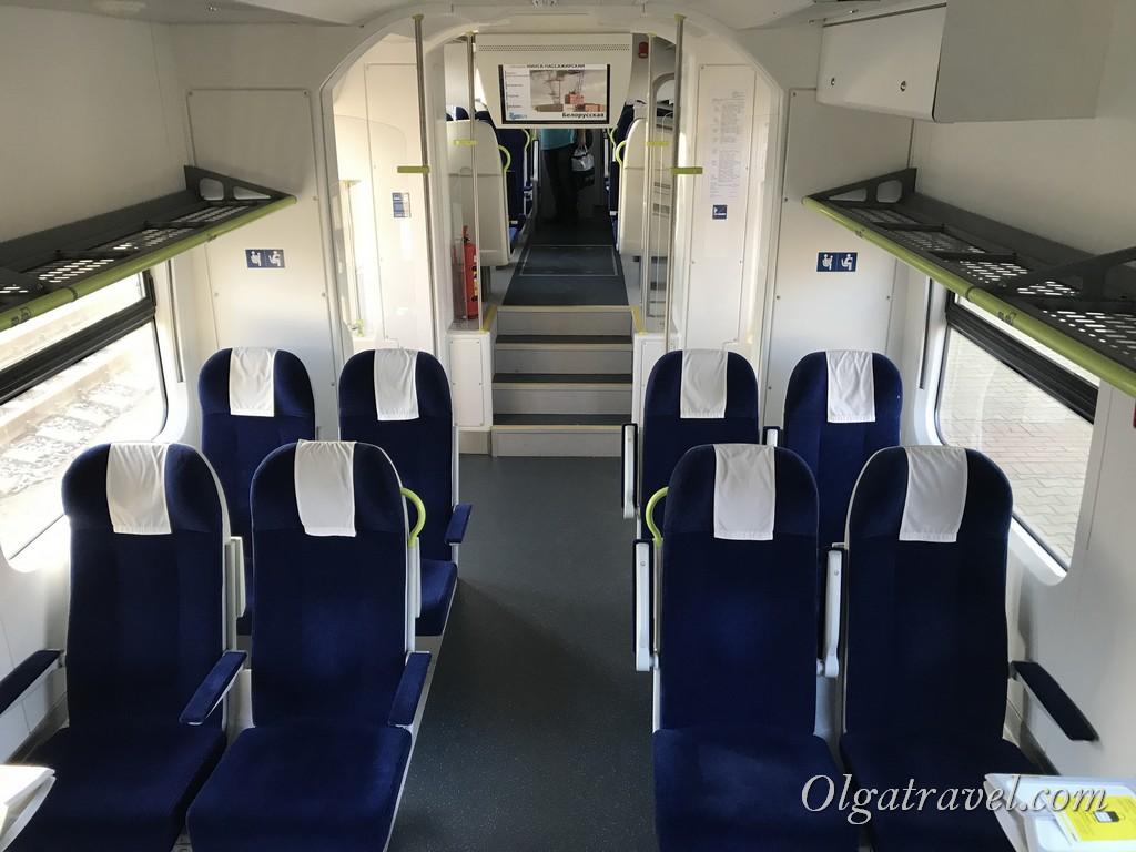 поезд Минск - Вильнюс