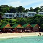 Mountaine Resort Lipe – отель на горе с шикарным видом и пляжем с песчаной косой