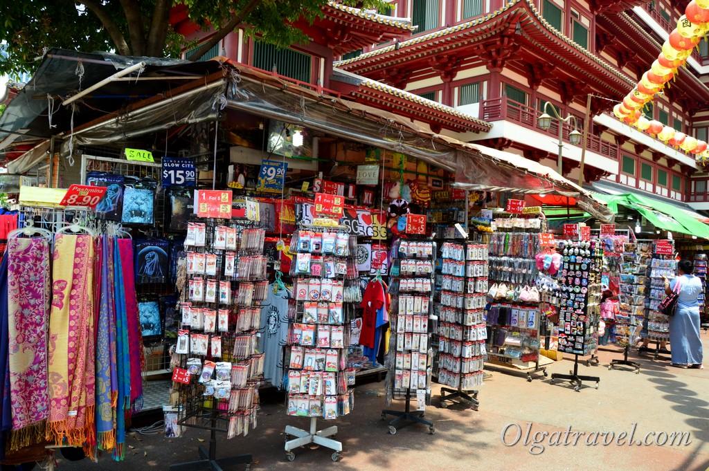 Сингапур китайский квартал