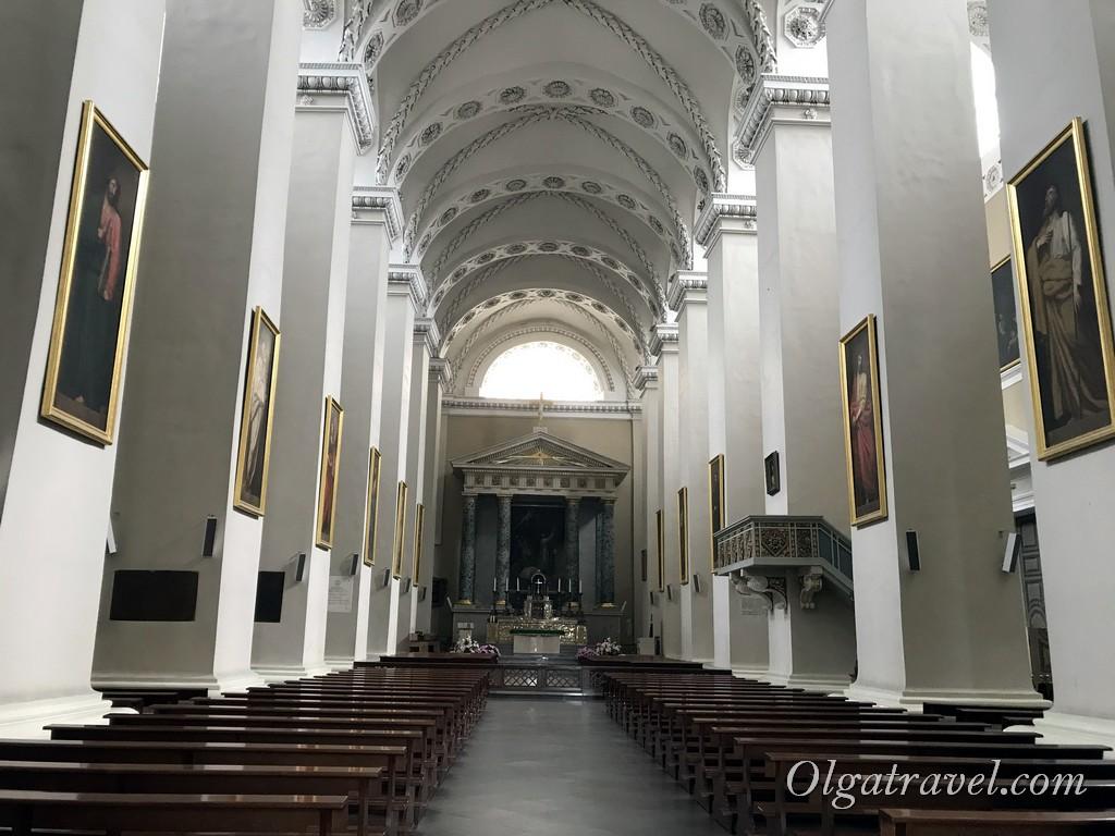 Кафедральный собор Вильнюс