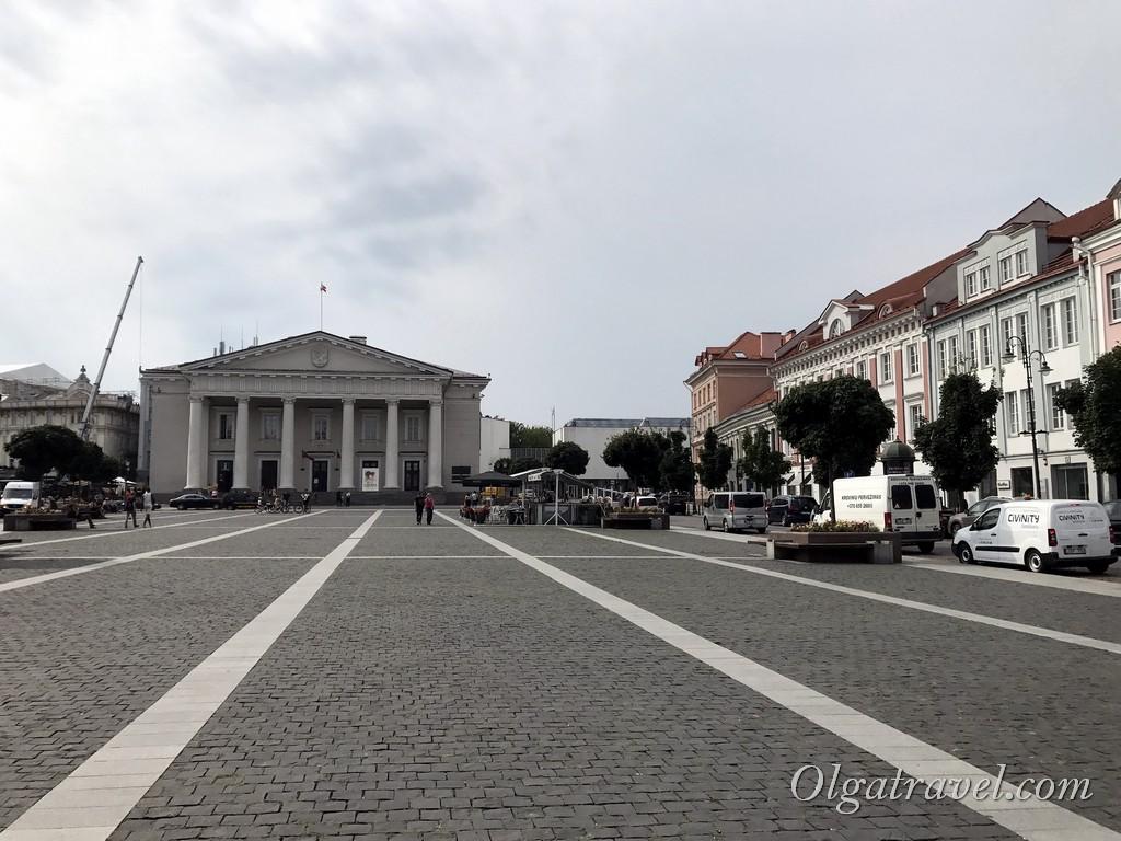 Что посмотреть в Вильнюсе за один день