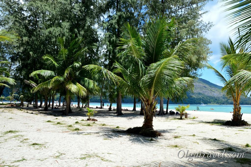 пляж Ко Липе