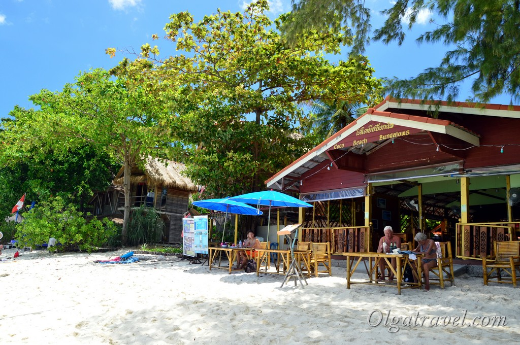 Coco Beach Bungalows Lipe