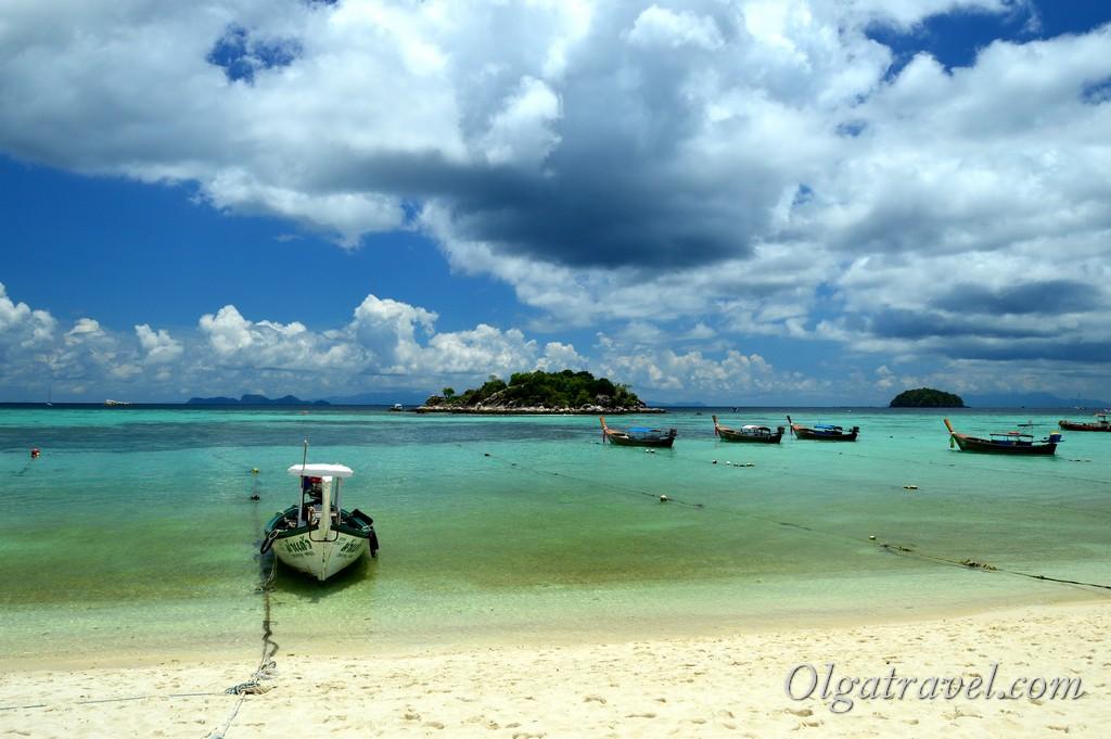 Пляж Санрайз таиланд
