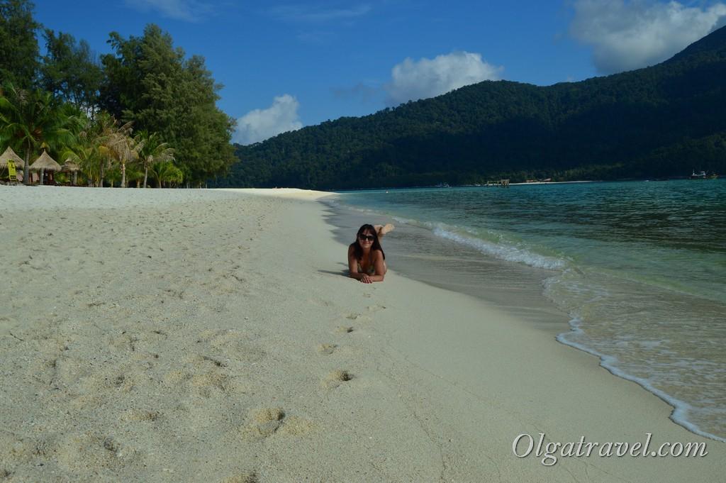 пляж Санраз ко липе