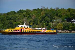 Tiger Line Ferry