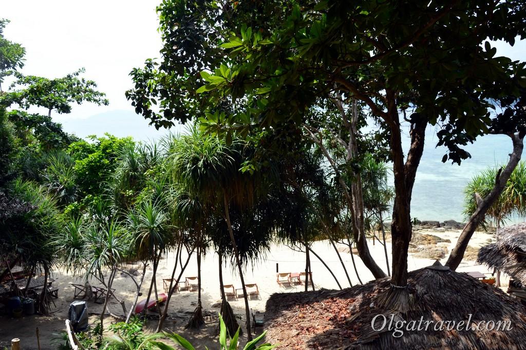 пляжи Ко Липе