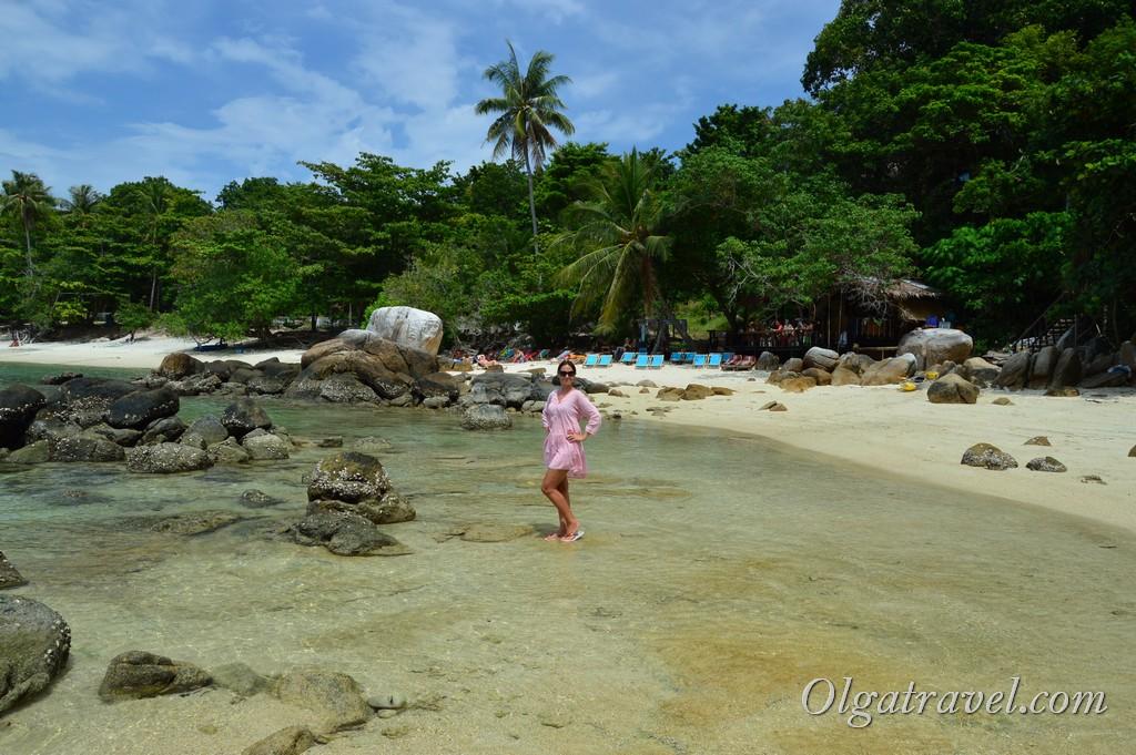 Пляж Сансет на Ко Липе
