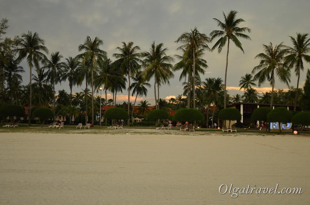 пляж Ченанг Лангкави