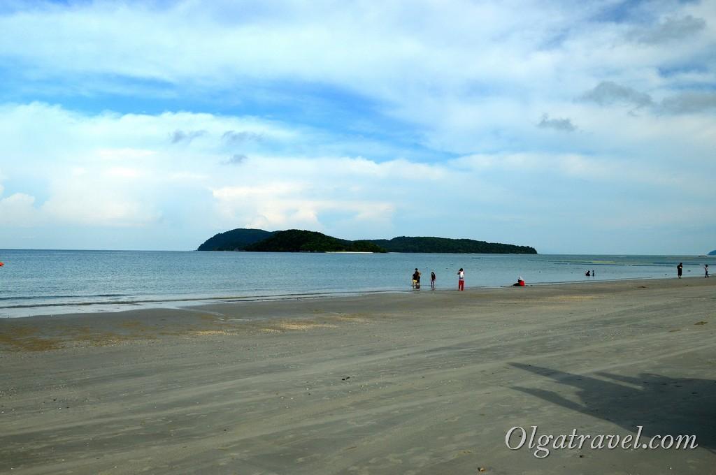 Лангкави пляжи