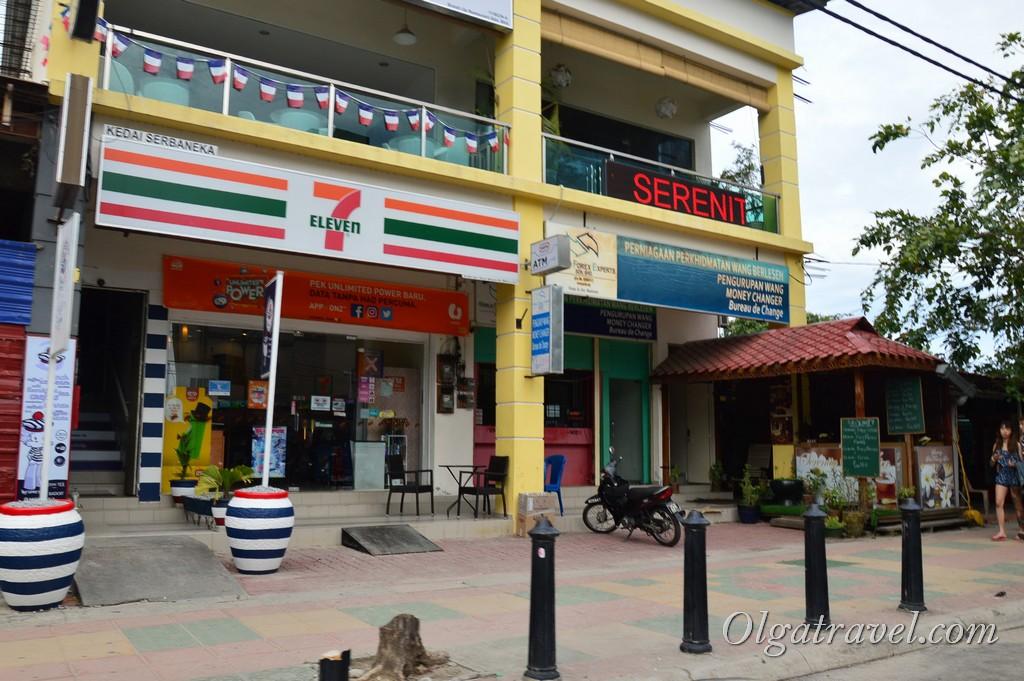 магазины Лангкави