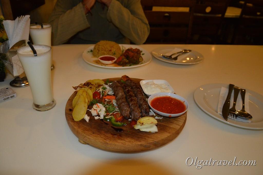 ресторан Yasmin Лангкави