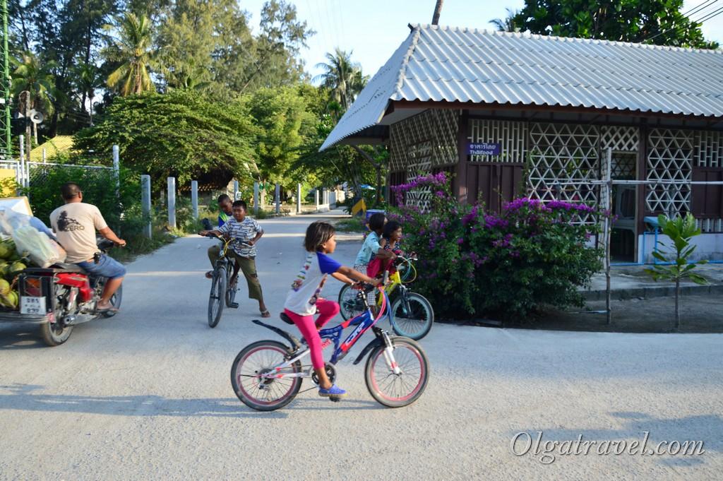 остров липе таиланд