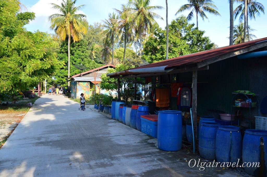 Ко Липе в Таиланде
