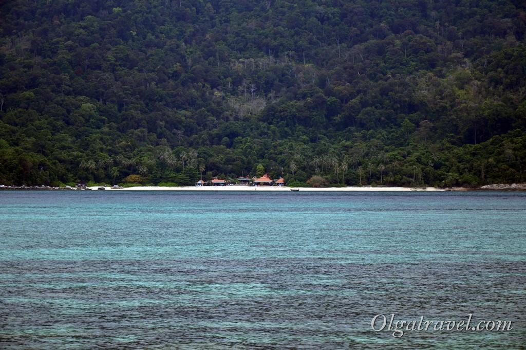 остров Аданг Таиланд