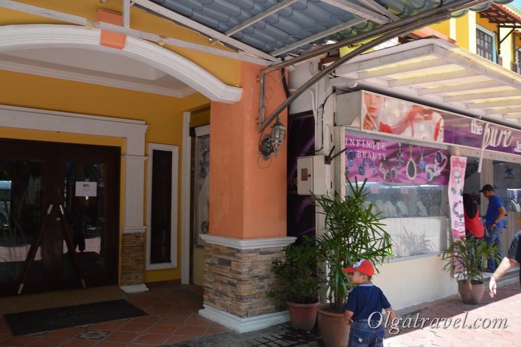 отели Лангкави GeoPark Hotel