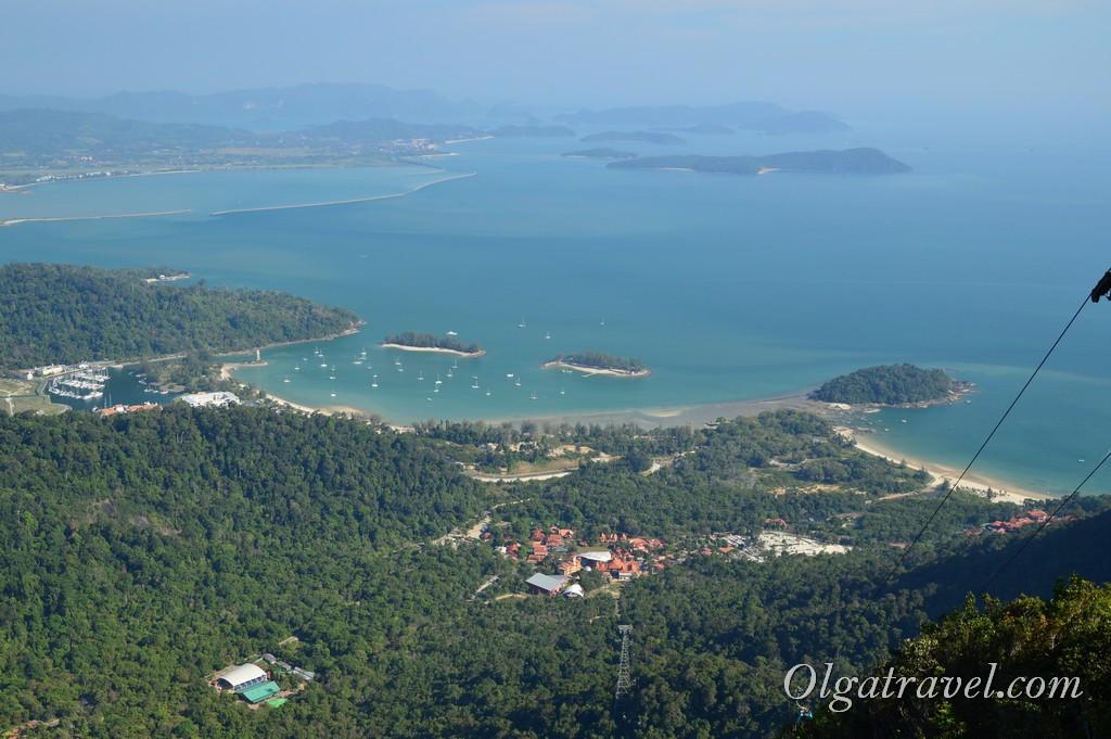 пляж Кок Лангкави