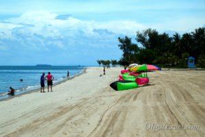 пляжи Лангкави