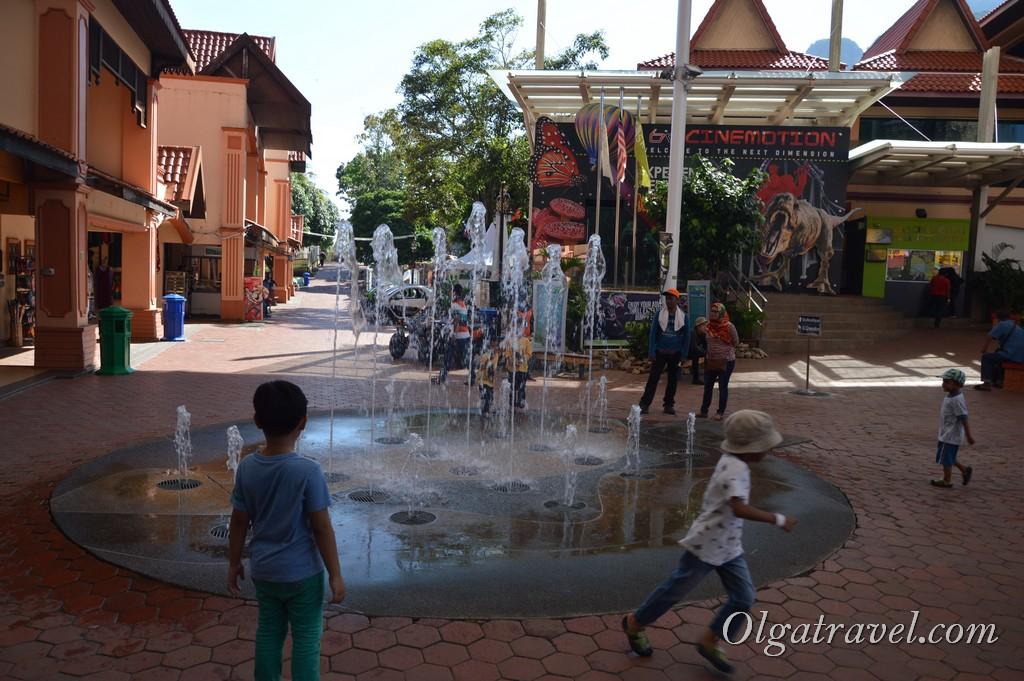 Oriental Village Лангкави