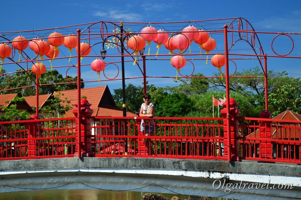 Почти как во вьетнамском городке Хойан