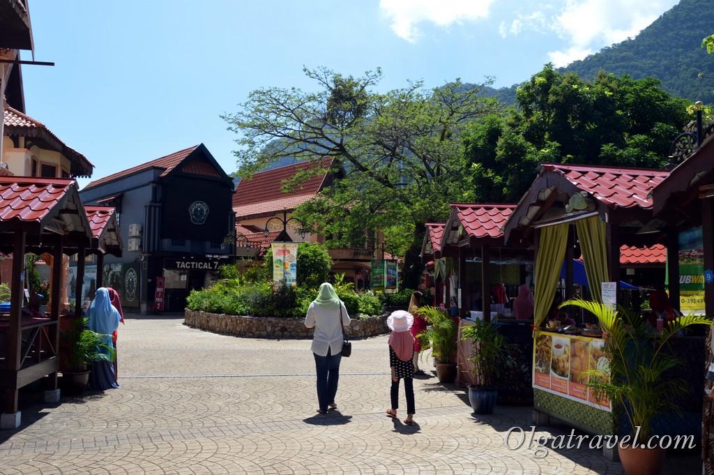 деревня Лангкави