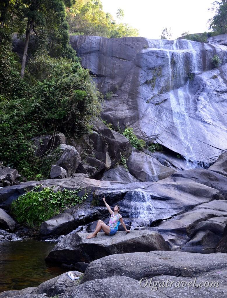 водопады Лангкави