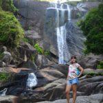 Водопады Лангкави: водопад семь колодцев Seven Wells Waterfall