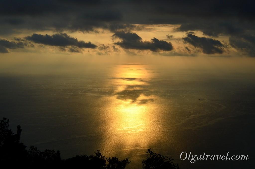 Лангкави закаты
