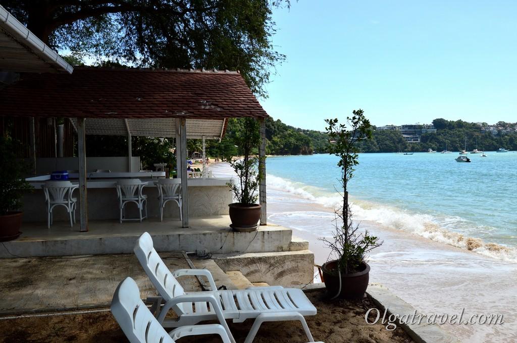 пляж Ао Йон Пхукет