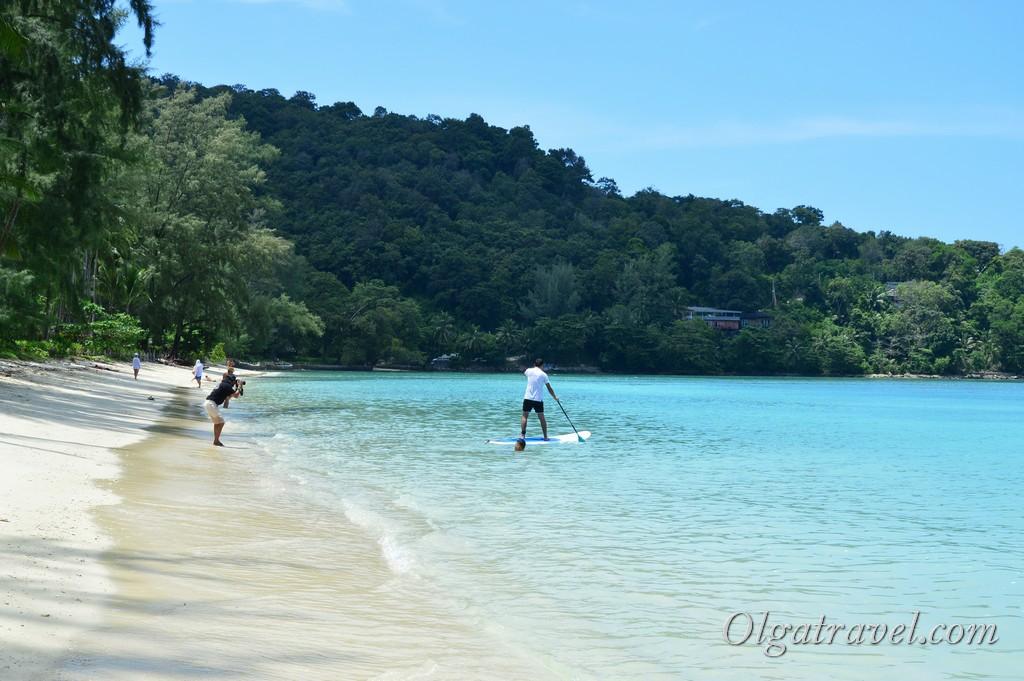 пляж три транг фото