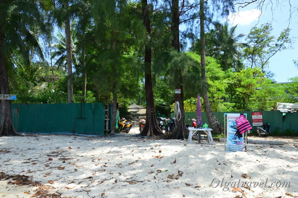 Пляж Три Транг Пхукет как добраться