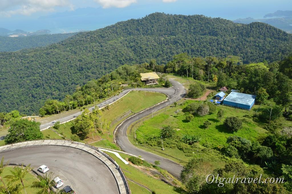 остров Лангкави Малайзия