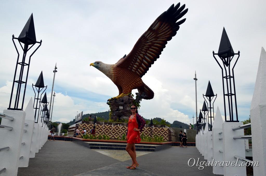 достопримечательности Лангкави Малайзия