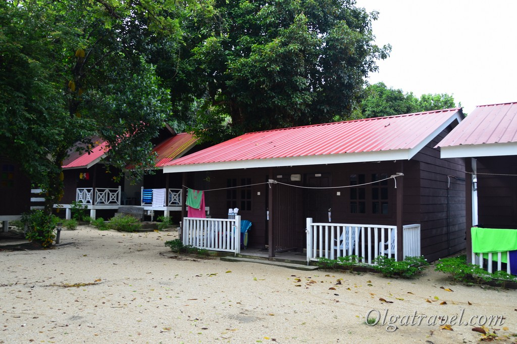 The Barat Perhentian