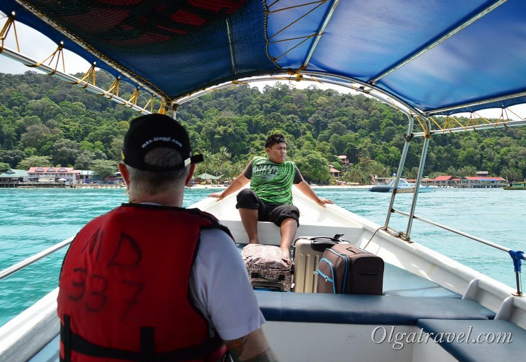 Перхентианские острова как добраться